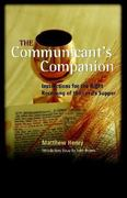 The Communicant's Companion 0 9781932474954 1932474951