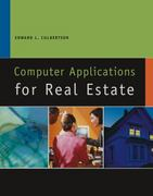 Computer Applications for Real Estate 1st Edition 9780324191486 0324191480