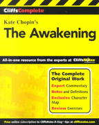 CliffsComplete The Awakening 1st edition 9780764587283 0764587285