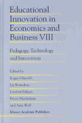 Educational Innovation in Economics and Business VIII 1st edition 9781402017872 1402017871