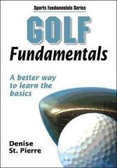 Golf Fundamentals 1st edition 9780736054317 0736054316