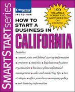 How to Start a Business in California 2nd Edition 9781599180687 1599180685