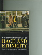 The Changing Terrain of Race and Ethnicity 1st Edition 9780871544926 087154492X