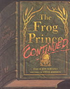 The Frog Prince, Continued 0 9780670834211 0670834211