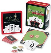 Texas Hold 'Em in a Box 0 9780740747892 0740747894