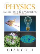 Physics for Scientists & Engineers Vol. 1 (Chs 1-20) with MasteringPhysics 4th edition 9780136139232 013613923X