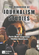 The Handbook of Journalism Studies 1st edition 9780805863437 0805863435