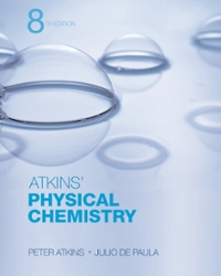 Physical Chemistry 8th edition 9780716774334 071677433X