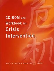 CD-ROM and Workbook for Crisis Intervention, Revised Version 1st Edition 9780495220565 0495220566