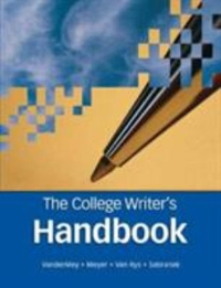 Student Grammar Exercise Booklet for VanderMey/Meyer/Van Rys/Sebranek's The College Writer's Handbook 1st edition 9780618491711 0618491716