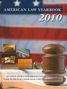 American Law Yearbook 2010 0 9781414438818 1414438818