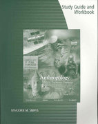 Study Guide/Workbook for Haviland/Prins/Walrath's Anthropology: The Human Challenge 12th edition 9780495103806 0495103802
