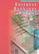 Business Rankings Annual 2011 0 9781414439099 1414439091