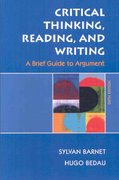 Critical Thinking, Reading, and Writing 6e & Research Pack 6th edition 9780312386528 0312386524