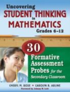 Uncovering Student Thinking in Mathematics, Grades 6-12 1st Edition 9781412963770 141296377X