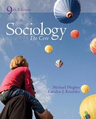 Sociology: The Core 9th edition 9780073404257 007340425X