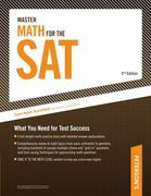 Master Math for the SAT 2nd edition 9780768927238 0768927234