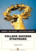 College Success Strategies 3rd edition 9780205646340 0205646344