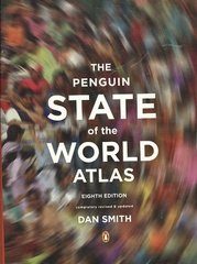 The Penguin State of the World Atlas 8th Edition 9780143114529 0143114522