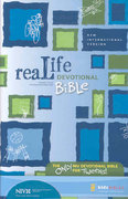 Realife Devotional Bible 0 9780310716846 0310716845