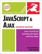 JavaScript and Ajax for the Web 7th edition 9780321564085 0321564081