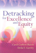 Detracking for Excellence and Equity 0 9781416607083 1416607080