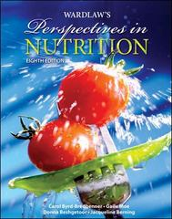 Wardlaw's Perspectives in Nutrition 8th Edition 9780072969993 0072969997