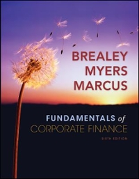 Fundamentals of Corporate Finance 6th edition 9780073382302 0073382302