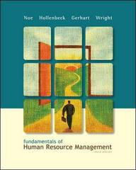 Fundamentals of Human Resource Management 3rd edition 9780073381473 0073381470