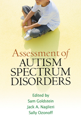 Assessment of Autism Spectrum Disorders 1st Edition 9781593859831 159385983X