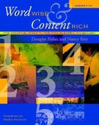 Word Wise and Content Rich, Grades 7-12 0 9780325013824 0325013829