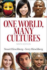 One World, Many Cultures Plus MyWritingLab -- Access Card Package 9th Edition 9780133947342 0133947343