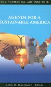 Agenda for a Sustainable America 1st edition 9781585761333 1585761338
