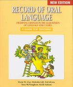 Record of Oral Language 1st Edition 9780325012926 032501292X