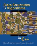 Data Structures and Algorithms in C plus plus