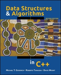 Data Structures and Algorithms in C++ 2nd edition 9780470383278 0470383275