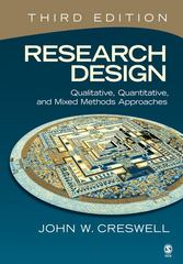 Research Design 3rd Edition 9781412965576 1412965578