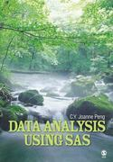 Data Analysis Using SAS 1st Edition 9781412956741 1412956749