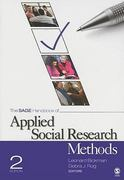 The SAGE Handbook of Applied Social Research Methods 2nd edition 9781412950312 1412950317