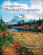 Physical Geography Lab Manual 1st Edition 9780077276034 0077276035