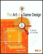 The Art of Game Design 1st Edition 9780123694966 0123694965