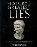 History's Greatest Lies 0 9781592333363 1592333362