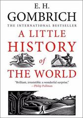 A Little History of the World 0 9780300143324 030014332X