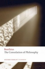 The Consolation of Philosophy 1st Edition 9780199540549 0199540543