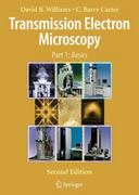 Transmission Electron Microscopy 2nd Edition 9780387765020 0387765026