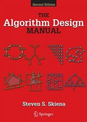 The Algorithm Design Manual 2nd Edition 9781848000698 1848000693