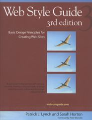 Web Style Guide, 3rd edition 3rd Edition 9780300137378 0300137370