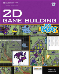 2D Game Building for Teens 1st edition 9781598635683 1598635689