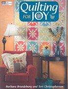 Quilting for Joy 0 9781564778499 1564778495