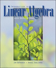 Introduction to Linear Algebra 1st edition 9780073532356 0073532355